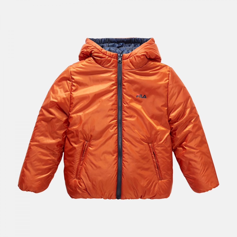 Fila Kids Nicolo Reversible Puff Jacket Bild 3