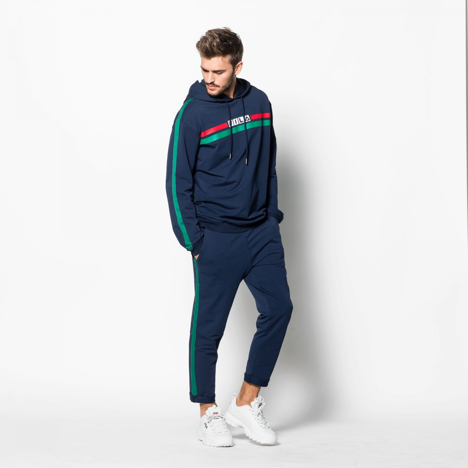 MEN Ryan Hooded Sweat