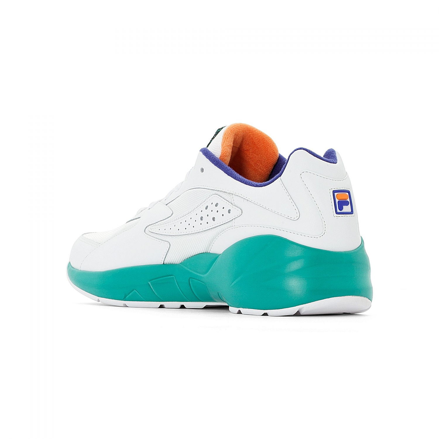 35cfd185fd93 Fila - Mindblower Men white-blue-green - 00014201672...