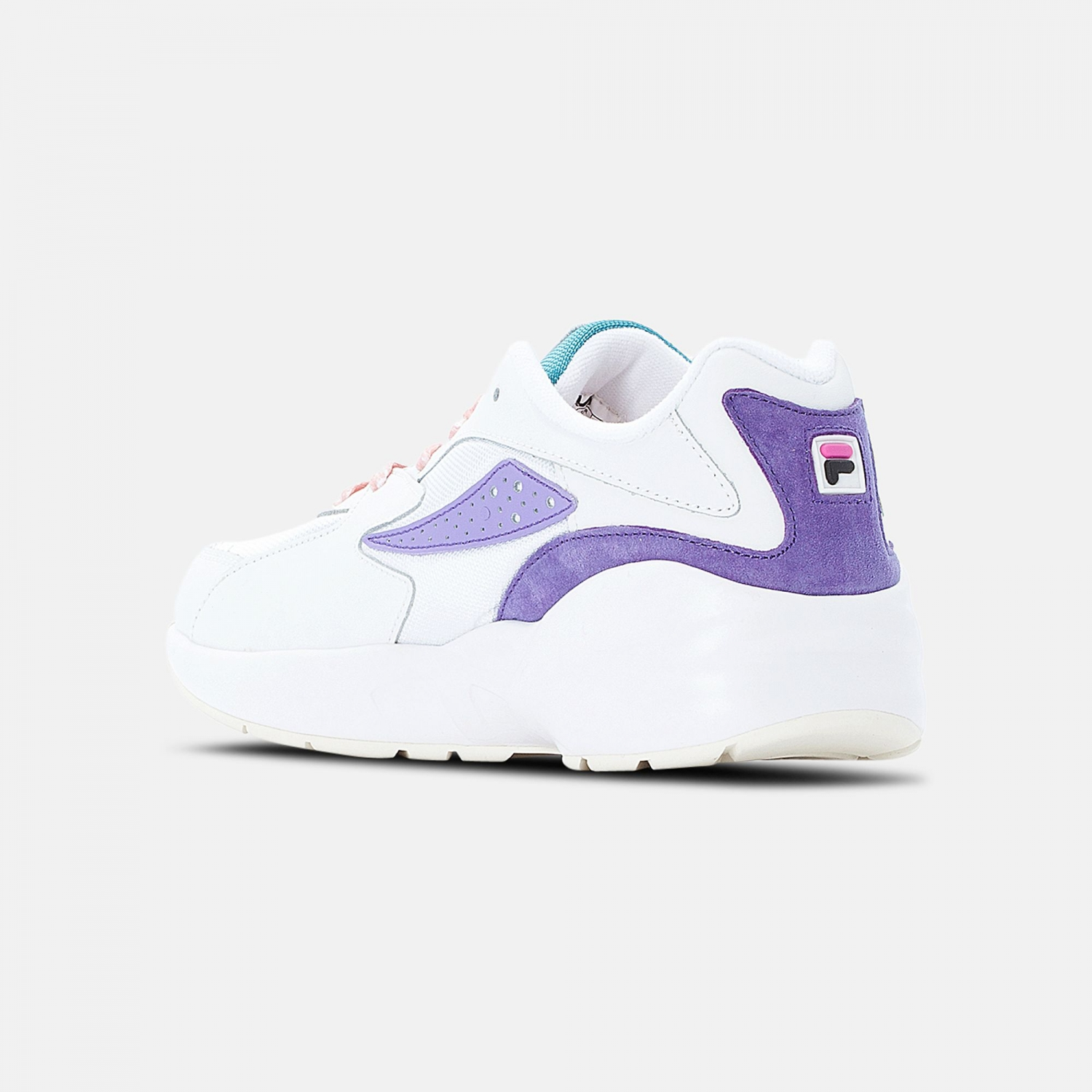 Fila Mindblower Wmn white-carribbean Bild 3