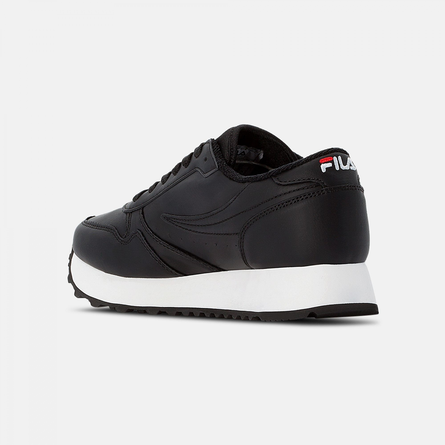 Fila Orbit Zeppa L Wmn black Bild 3