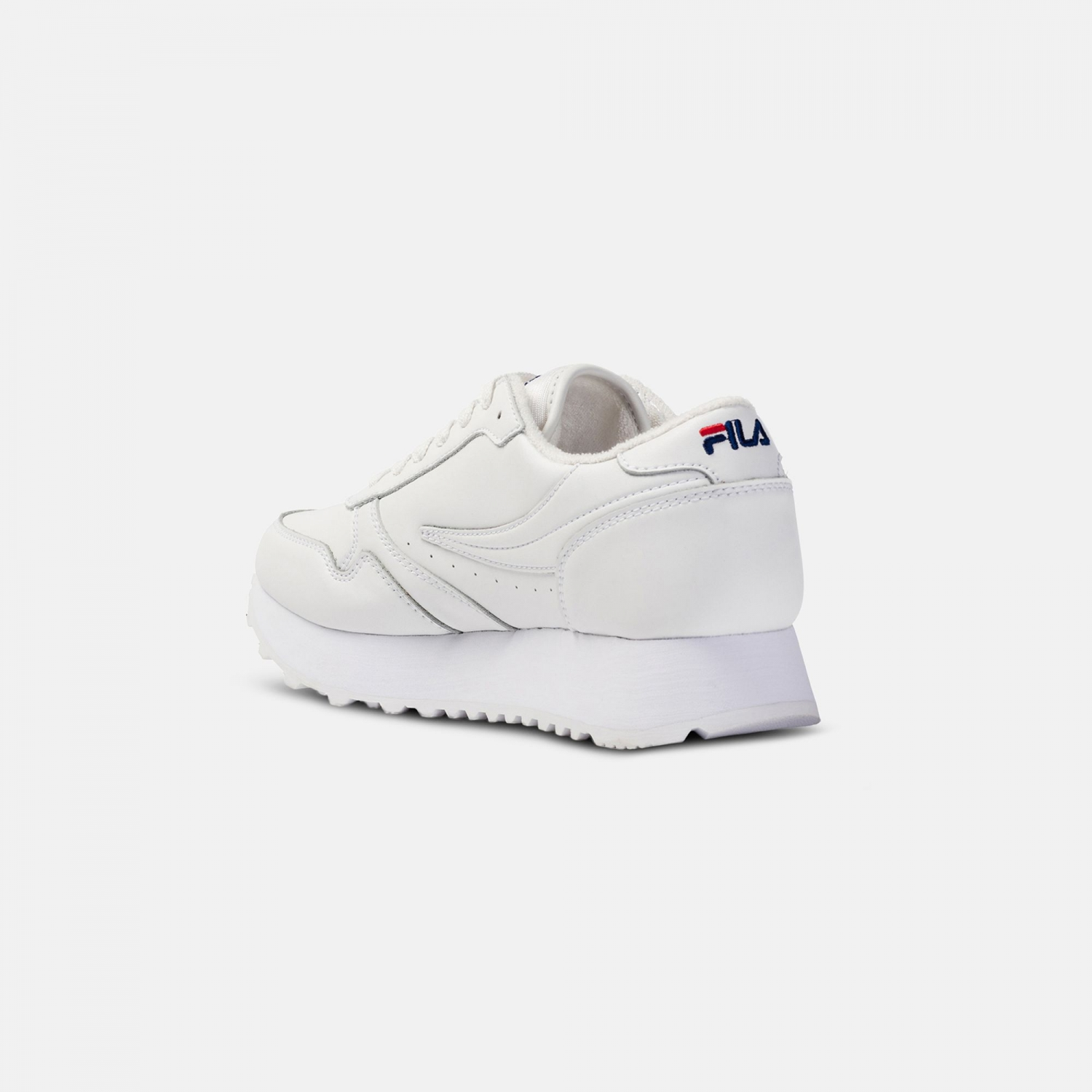 Fila Orbit Zeppa Low Wmn white Bild 3