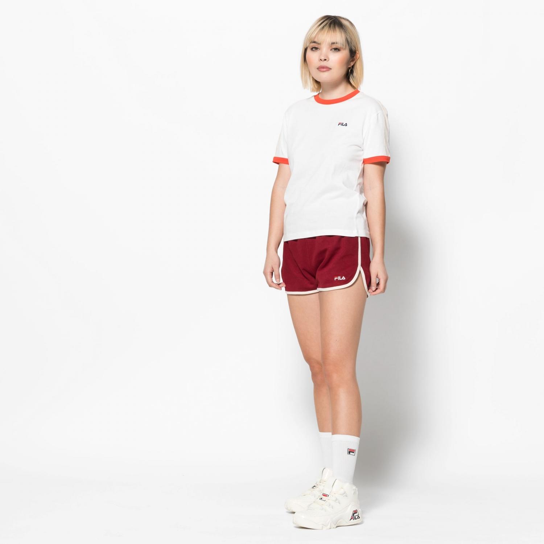 Fila Paige Jersey Shorts Bild 3