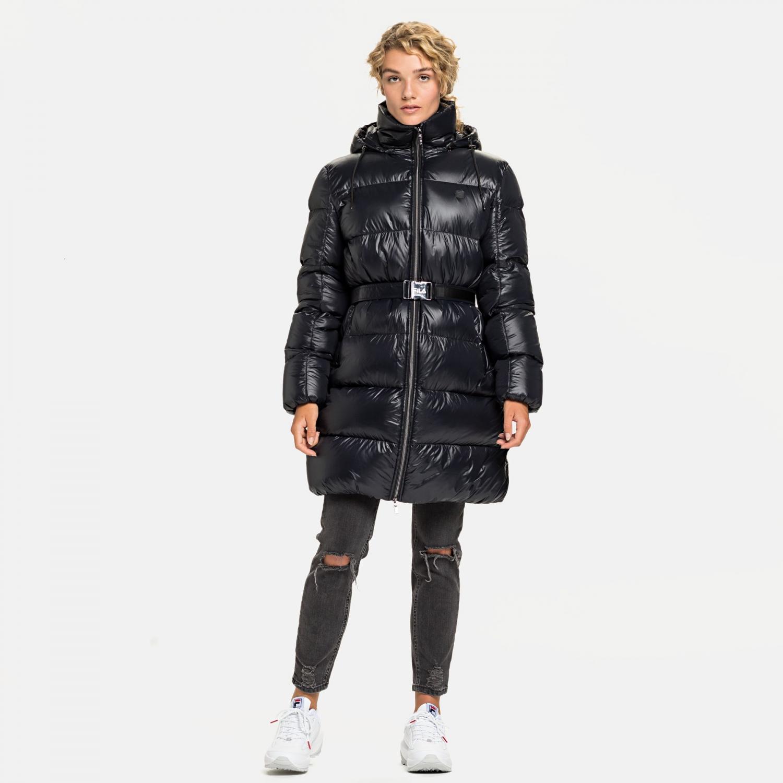 Fila Phyliss Puff Coat black Bild 3