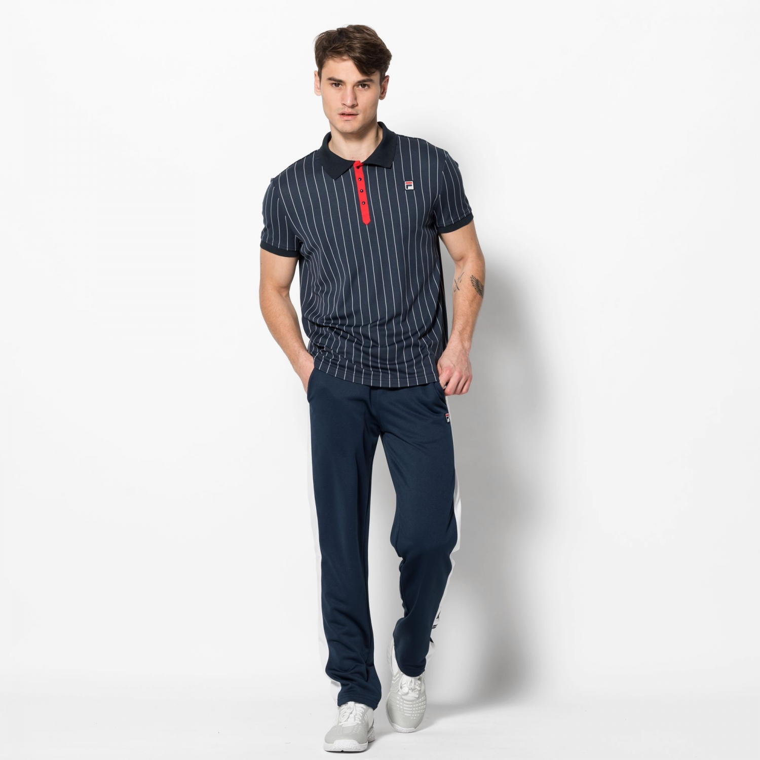 Fila Polo Stripes Bild 3
