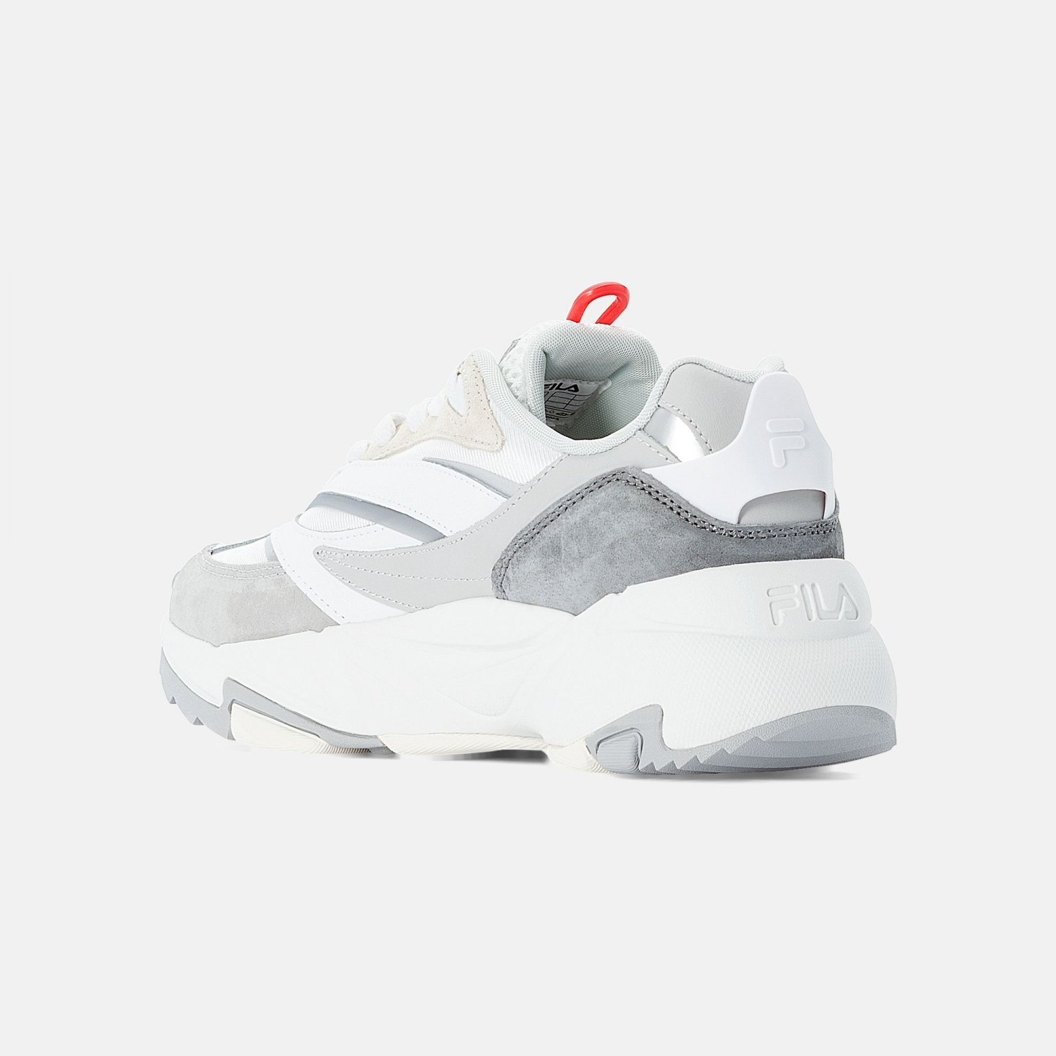 Fila Rush Wmn white-gray Bild 3