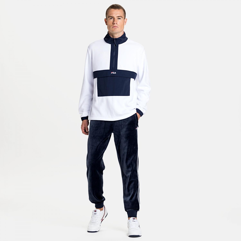 Fila Sadim Half Zip Fleece Shirt Bild 3