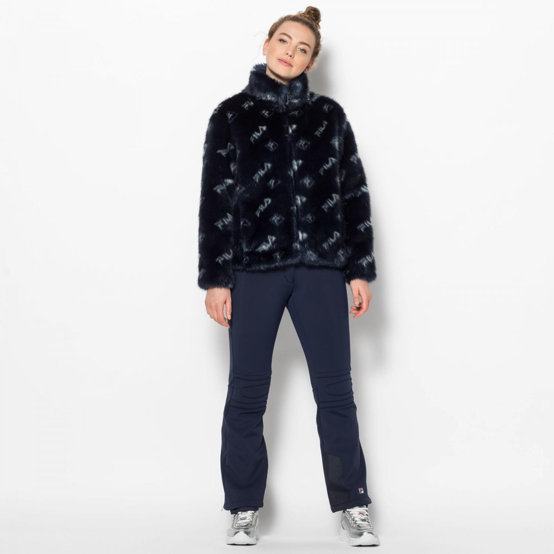 Fila Saima Fur Jacket Bild 3