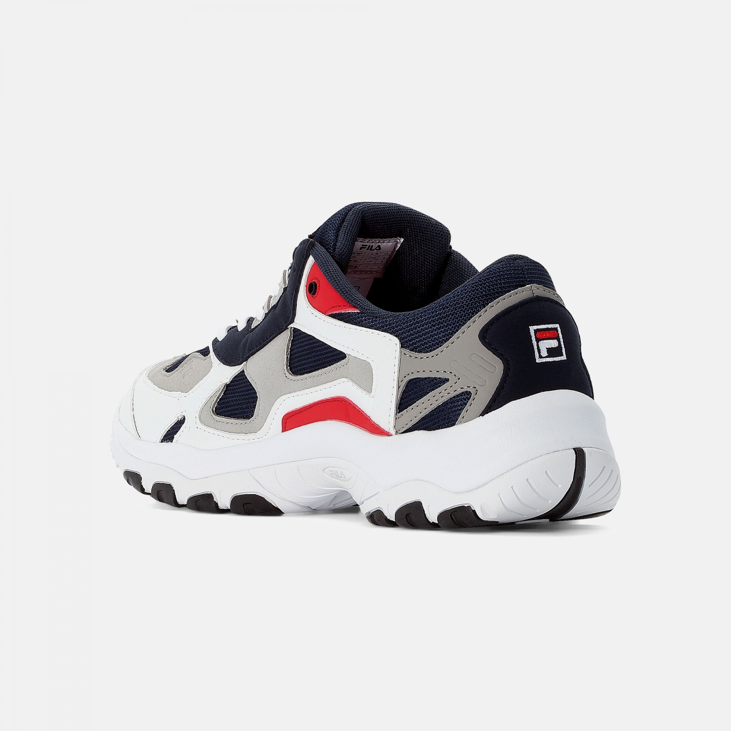 Fila Select Low Men white-dress-blue Bild 3