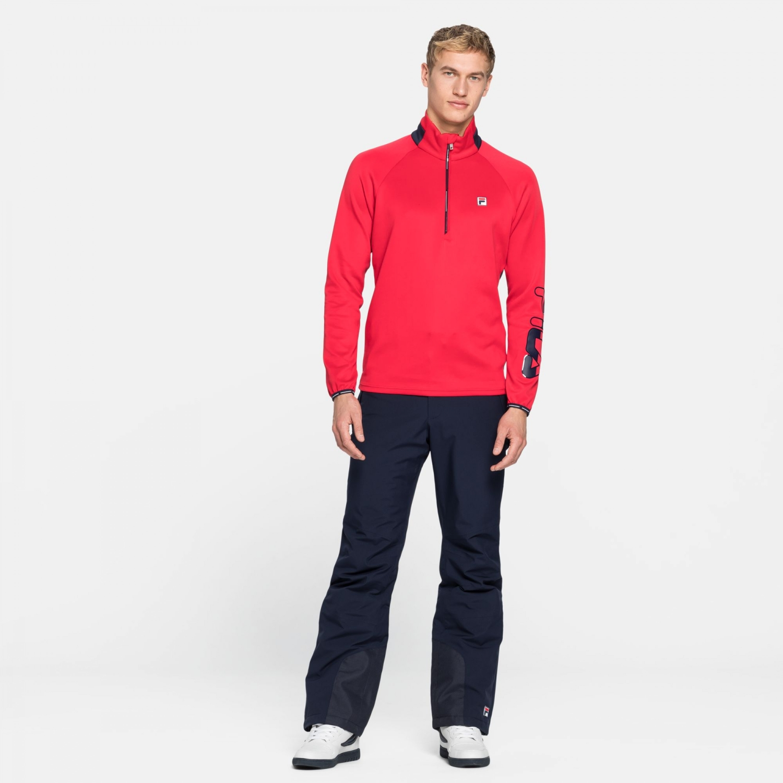 Fila Shannen Half Zip Shirt Men Bild 3