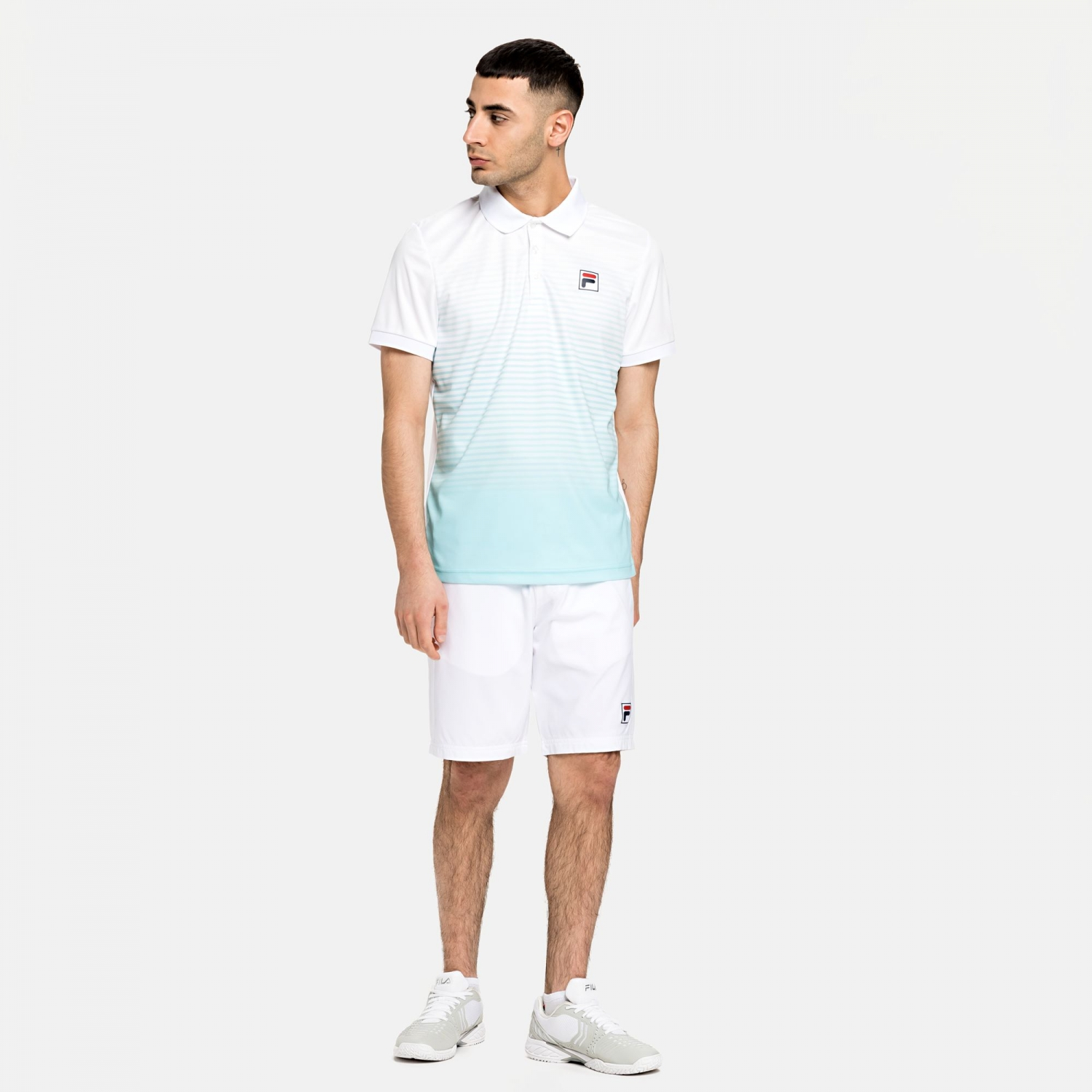 Fila Short Lasse light blue Bild 3