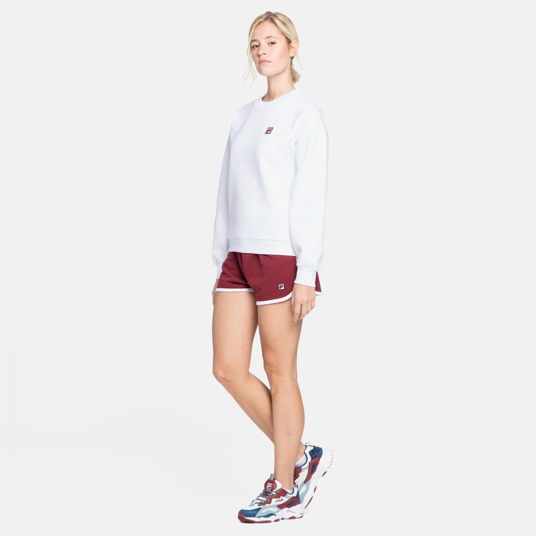 Fila Suzanna Crew Sweater white Bild 3