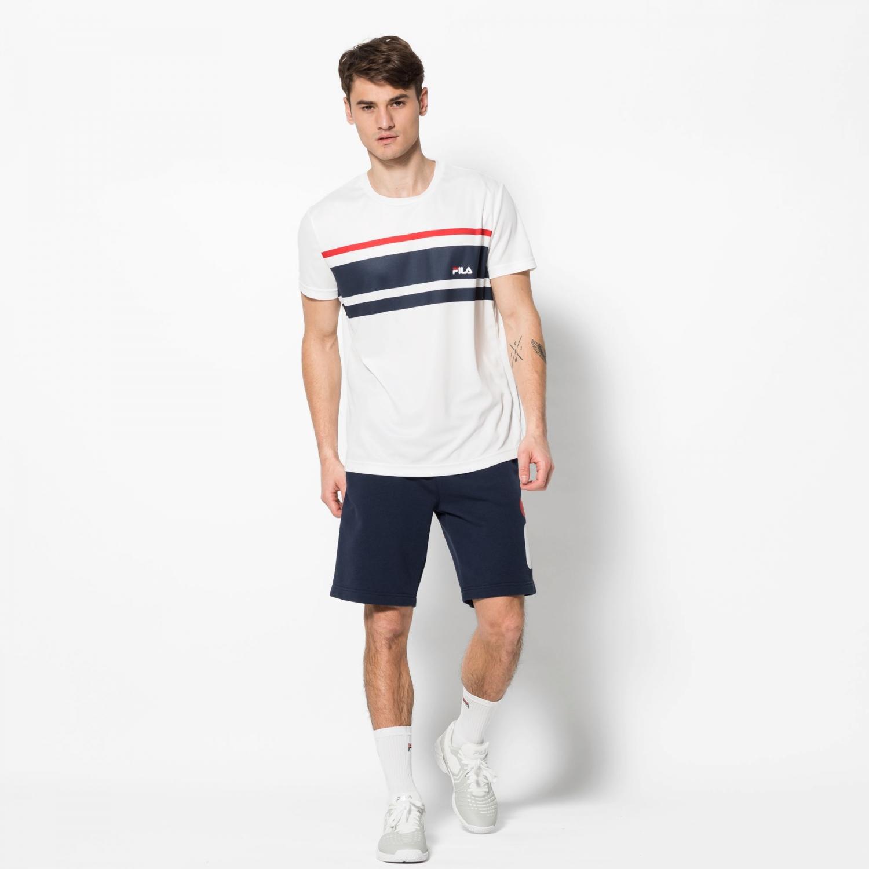 Fila T-Shirt Trey Bild 3