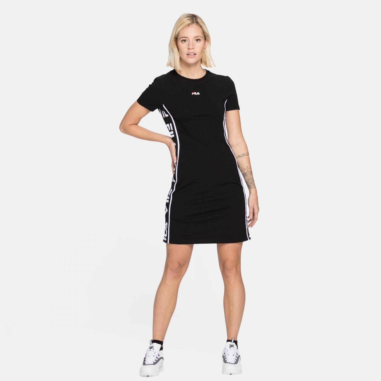 Fila Taniel Tee Dress black Bild 3