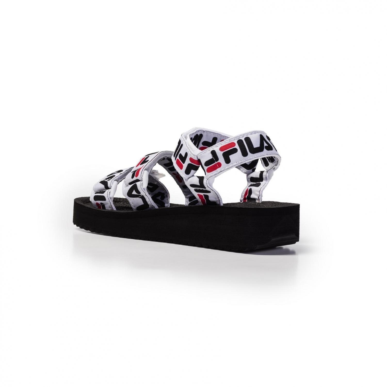 cf11dce0ff69 Fila - Tomaia Logo Sandal Wmn - 00014201599814 - black