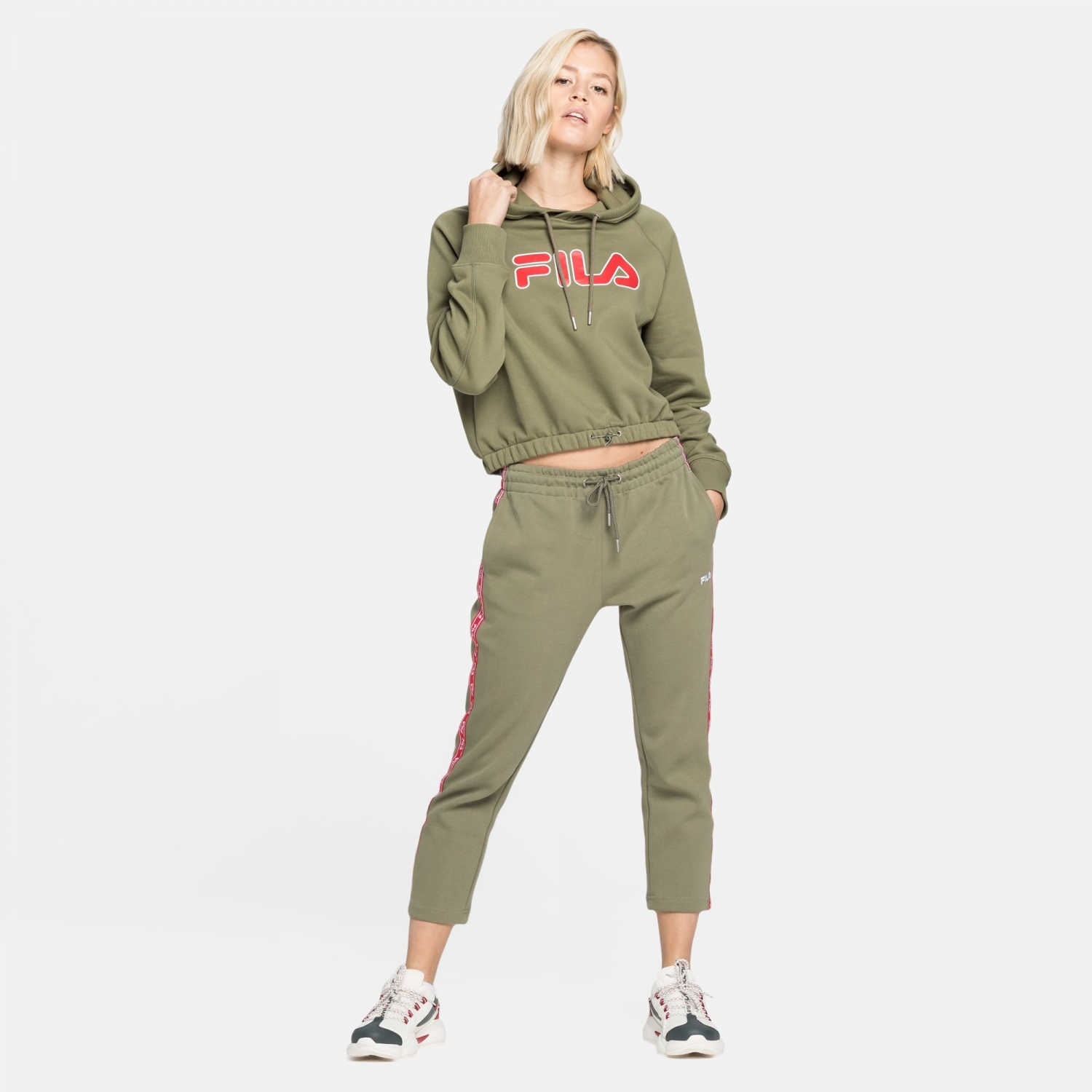Fila Urvi Sweat Pants Bild 3