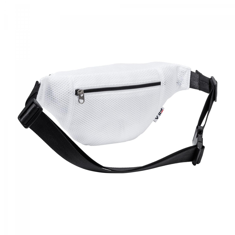 62438fbce282 Fila - Waist Bag Slim Mesh - 00014201714008 - white