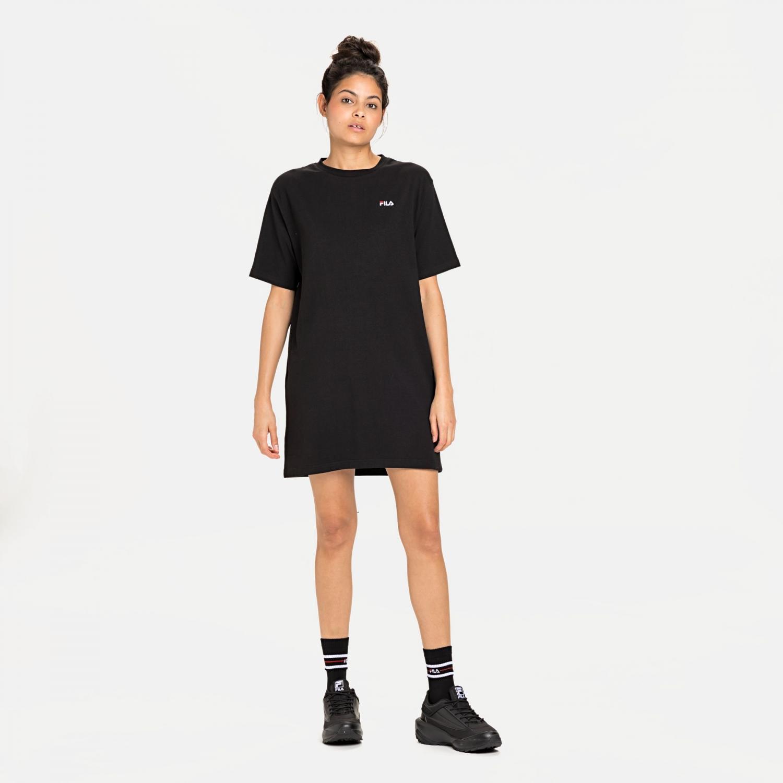 Fila Wmn Elle Tee Dress black Bild 3