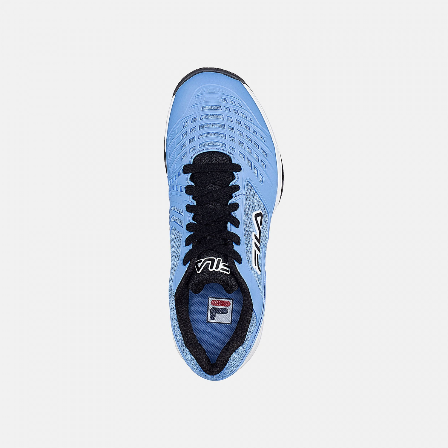 Fila Axilus 2 Energized Tennis Shoe Men blue-white-black Bild 4
