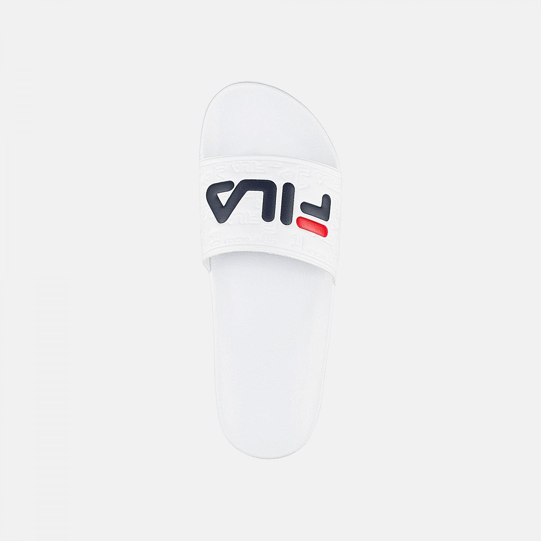Fila Boardwalk Slipper Men white Bild 4