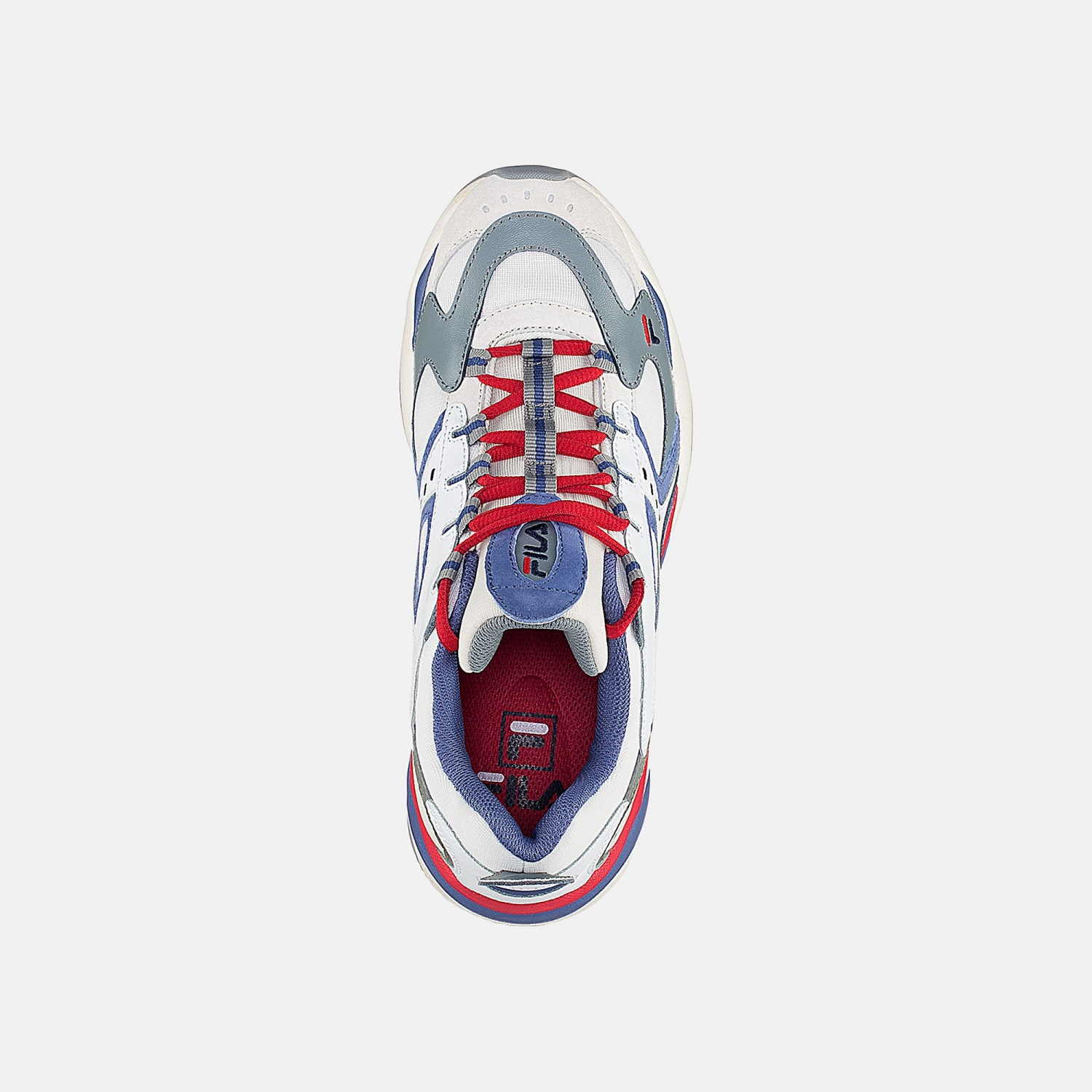 Fila Boveasorus Wmn grey-blue-red Bild 4