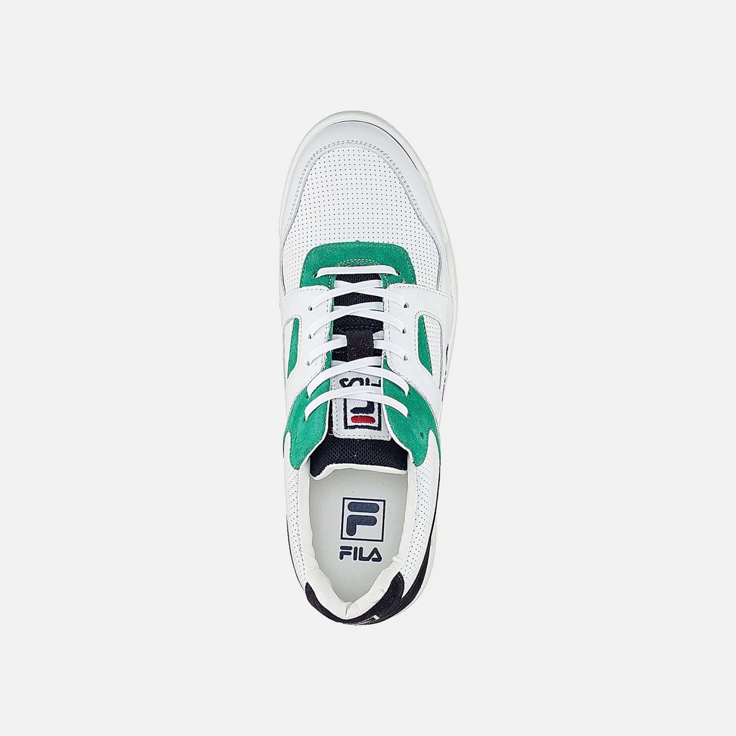 Fila Cedar CB Low Men white-navy-shadyglade Bild 4