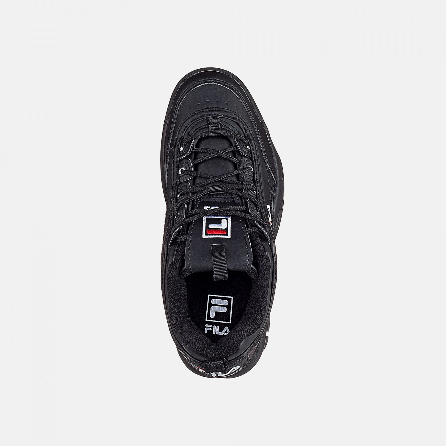 Fila Disruptor Low Wmn all black Bild 4