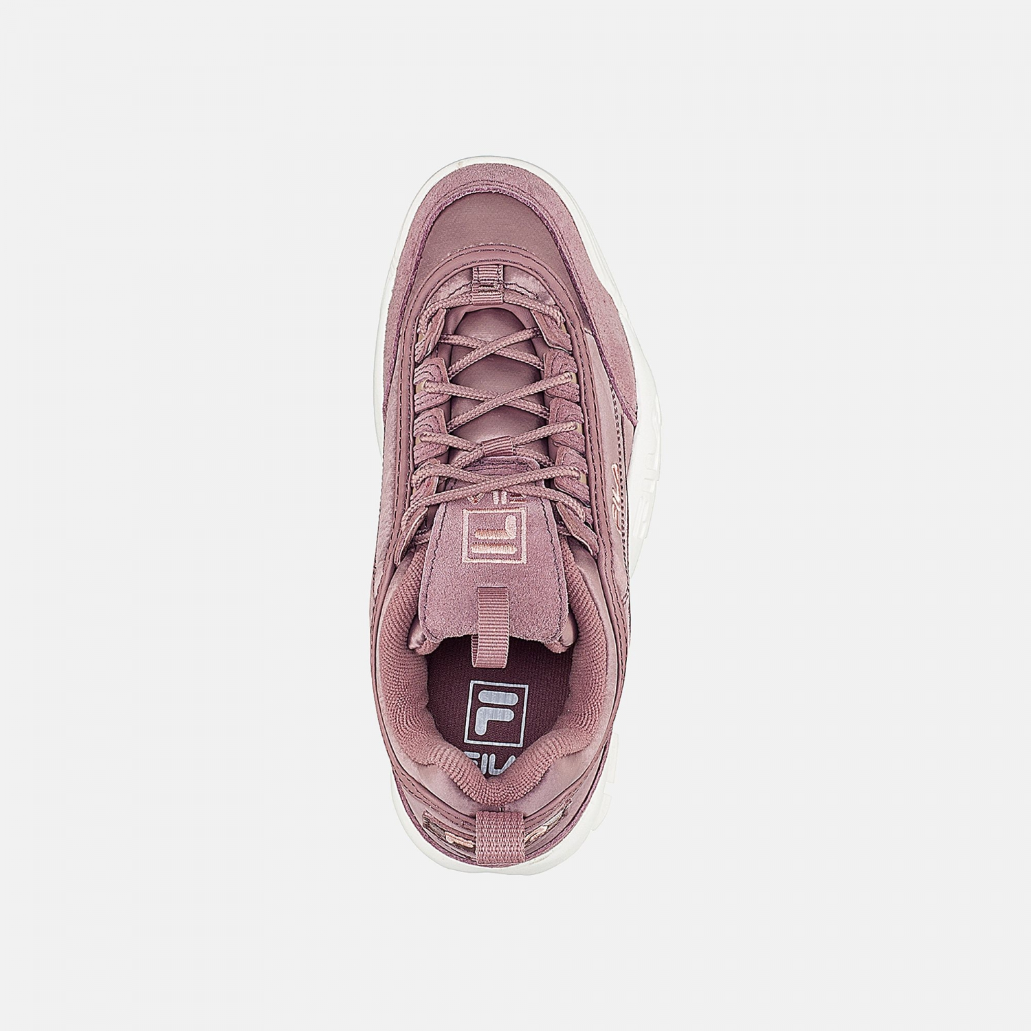 Fila Disruptor Satin Low Wmn ash-rose Bild 4