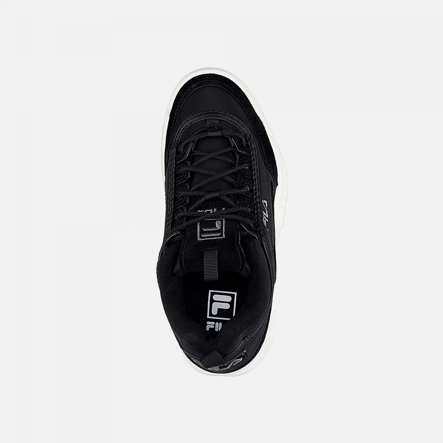 Fila Disruptor Satin Low Wmn black Bild 4