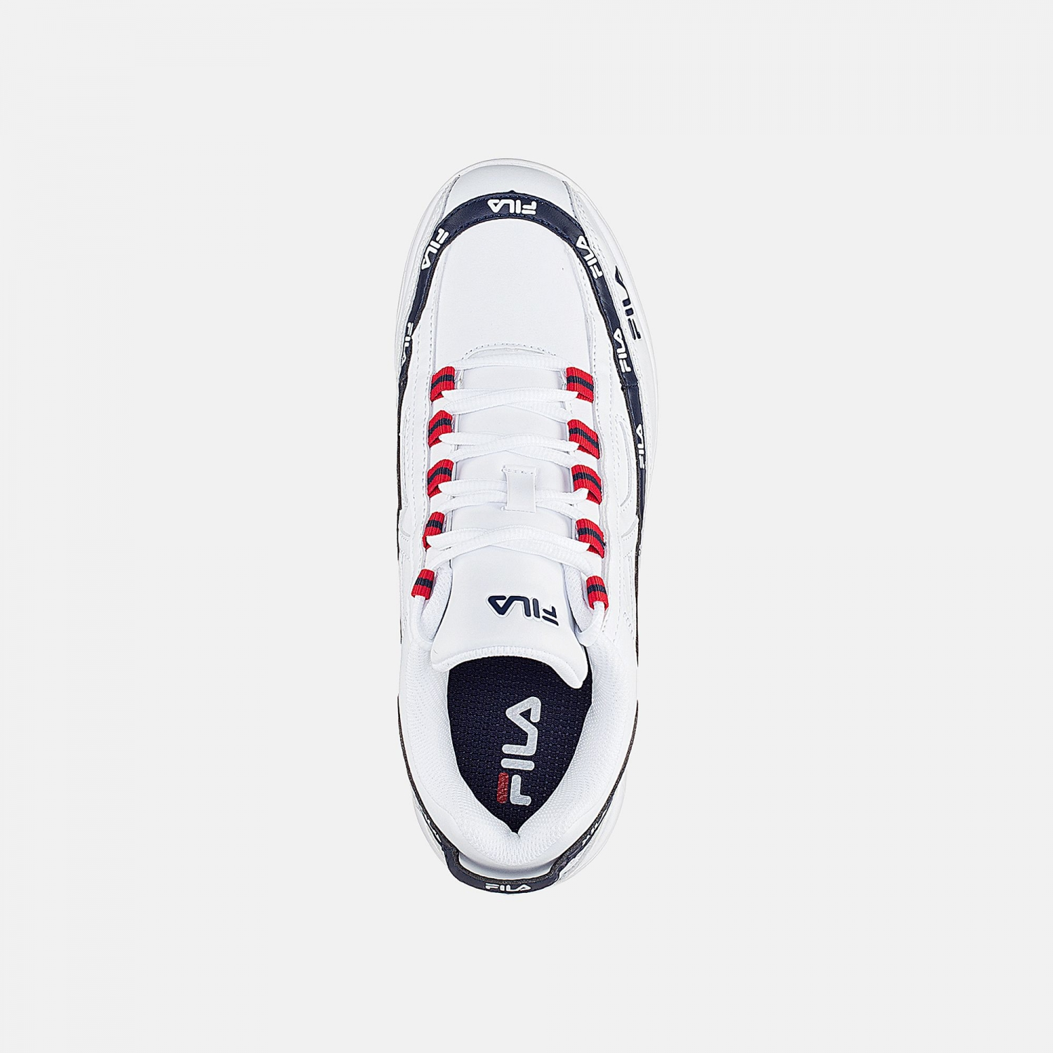 Fila DSTR 97 Evo Men white-navy-red Bild 4