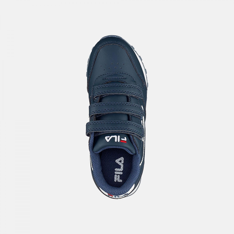 Fila Orbit Velcro Low JR dress-blue Bild 4