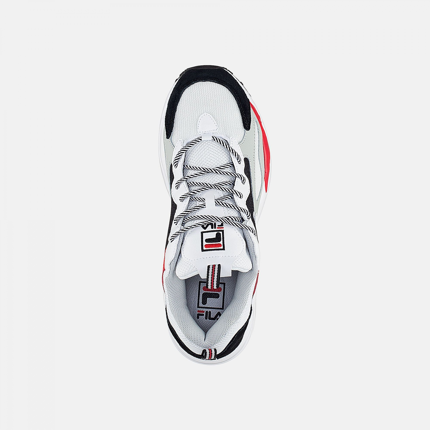 Fila Ray Tracer Men white-black-red  Bild 4