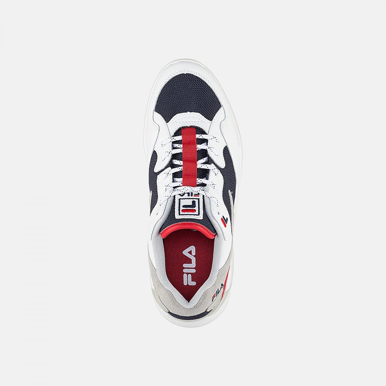 Fila Vault CMR Jogger CB Men white-navy-red Bild 4