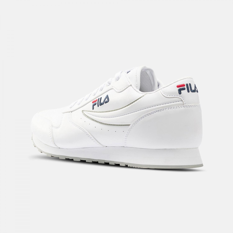 Fila Sneaker Orbit Low Men white Bild 5