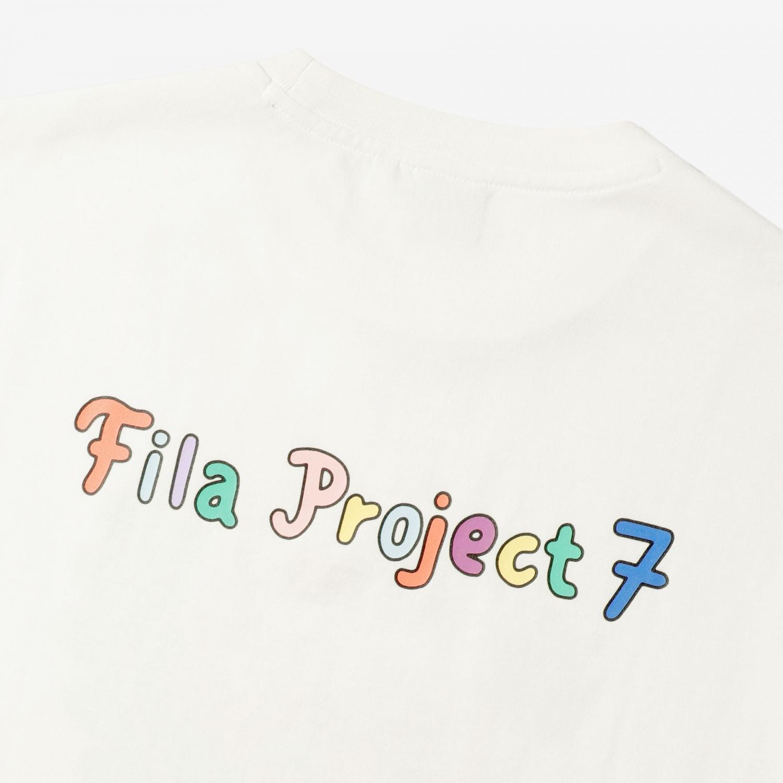 Fila Project 7 Big Logo Graphic offwhite Bild 6